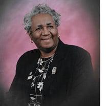 Mrs. Mary Elizabeth Bolling