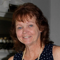 Mrs. Mary Ann Guirate 61 of Keystone Heights