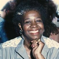 Mrs. Dorothy Mae Jameson