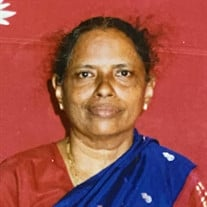 Mrs. Arputham Shantha Paul