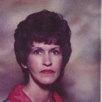 """Mrs. Geraldine Bagwell """"Gerri"""" Helms"""