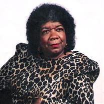 Mrs. Sally Mary Randolph Lyons Camp