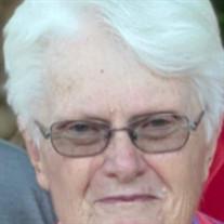 Mrs. Nancy Allene Crosby Counterman