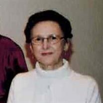 Geraldine Elizabeth Madeya
