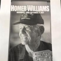 Mr Homer Williams