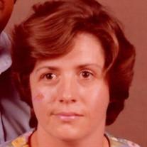Shirley Ann Churchwell Marshall