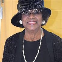 Mrs. Armetta Cooper Johnson
