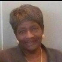Mrs. Brenda Faye Jamison Martin