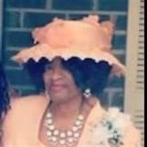 Mrs. Rosie B. Fairley