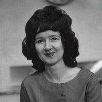 Thelma Marie Barrow