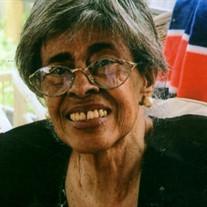 Mrs Beulah M Newton