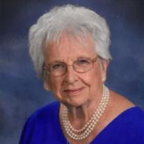 Mrs. Charlotte Willene Jones Grant