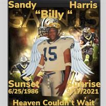 "Sandy ""Billy"" Harris"