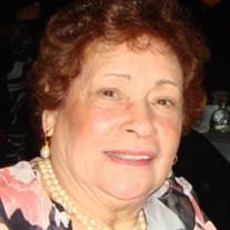 Mrs. Alice Cleo Haynes - Horner