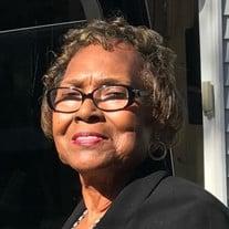 Mrs Rosa L. Elliott-Hussey