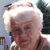 """Margaret K. """"Marge"""" Winwood Shroup"""