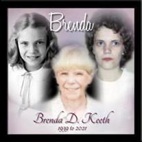 Brenda D. Keeth