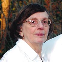 Peggy A. Blosser