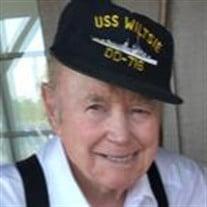 Mr. Merrill Eugene Butler Jr.