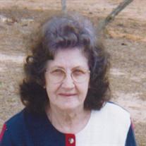 Thelma Jo Smith of Selmer, TN