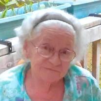 Lois Geraldine Thompson Hamm