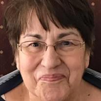 Sandra Patricia Davidson