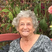 Doris Christine Brown
