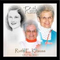 Ruth E. Krauss