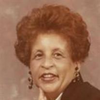 Fannie Juanita Copeland