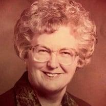 Betty Louise Roberts