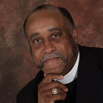 Pastor Ronnie C. Edmonds