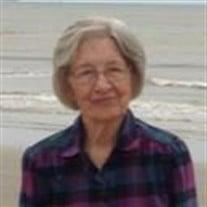 Mary Ruth Johnston