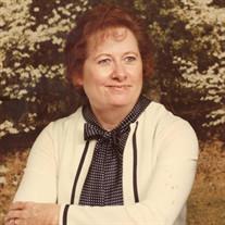 Mrs. Elsie Orene Ethridge