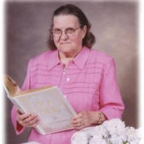 Edith Beatrice McFall Bailey, Waynesboro, TN