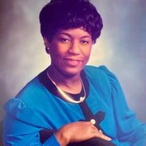 Mrs. Patricia Ann Ganaway Williams