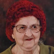 Elgie Mae Carter