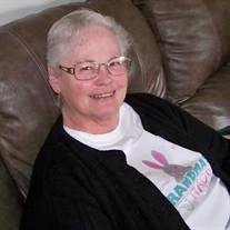 Judith Elaine Wilson