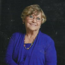 "Elva Frances McCauley ""Patsy"" Baker"