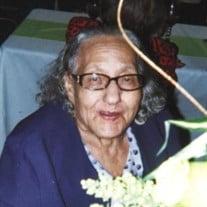 Mrs. Sena Rose Jackson