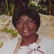 Mary Matilda Jarvis