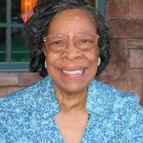 Alma Jean Young