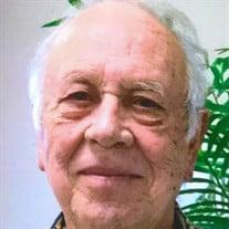 """Dr. Morris Eugene """"Gene"""" Olds"""