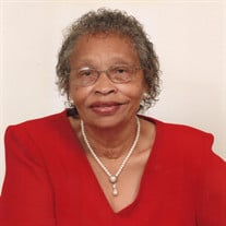 Mrs. Albertha Holmes Grant
