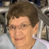 Jacqueline Delvora Pehrson