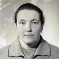 Galina Zazgarskaya