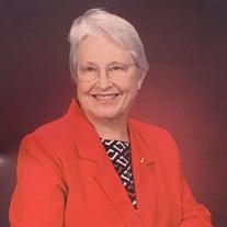 Mrs. Peggy Ann Dempsey Haynes