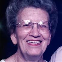 Mrs. Shirley Ann Blodgett