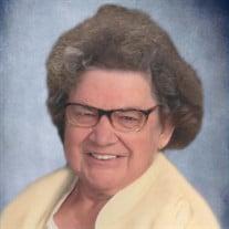 Geraldine M. Pointer