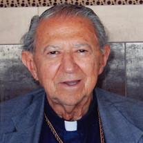 The Very Reverend Ernest Blougouras