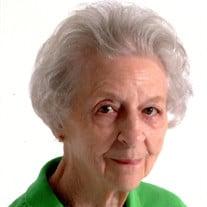 Mary Belle Sheridan